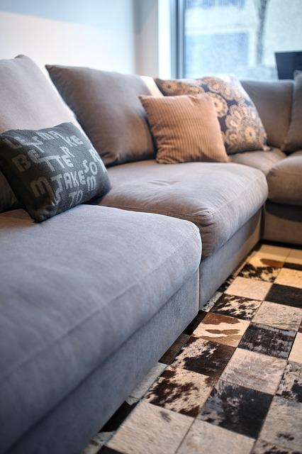 czyszczenie dywanu sodą