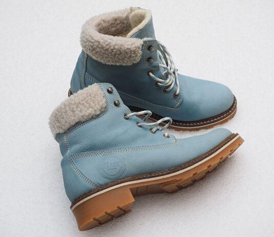 Buty na zimę dla rocznego dziecka